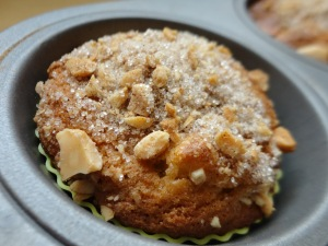 Nigella's Apple & Cinnamon Muffins